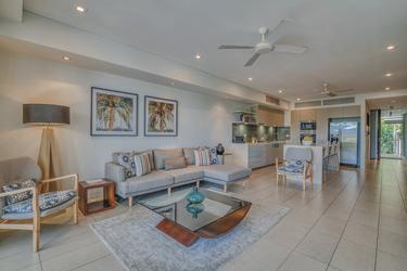 Penthouse Apartment (Wohnbeispiel)