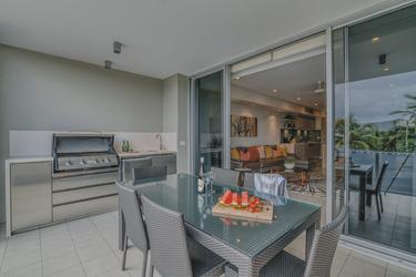 Balkon-Apartment (Beispiel)