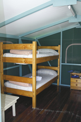 Zeltunterkunft (Eco Cabin)