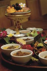 Balinesiche Küche im Bayleaf Restaraunt