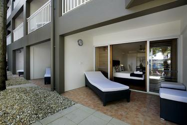 Alle Zimmer mit Terrasse oder Balkon