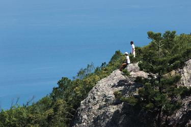 Aussicht vom Passage Peak