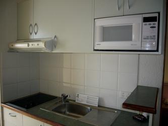 Küchenzeile für Selbstversorger