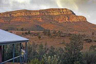 Ausblick in den Flinders