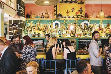 Africola Bar Adelaide ©Andre Castellucci