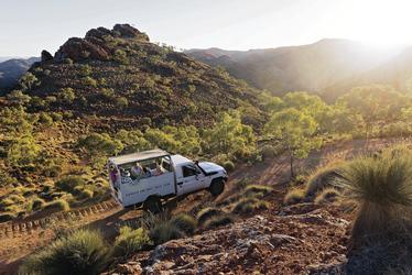 Ridgetop Tour, Flinders Ranges