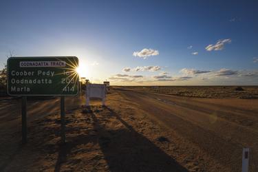 Südaustralien Landschaft ©SATC