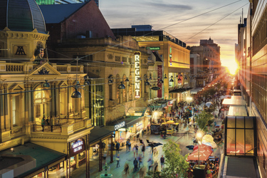 Rundle Mall Adelaide ©Adelaide City Council, ©Adelaide City Council