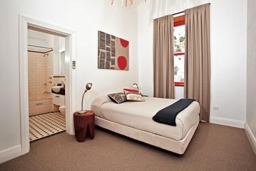Heritage Zimmer, ©Prairie Hotel