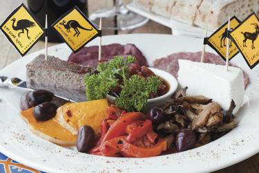 Guten Appetit!, ©Prairie Hotel
