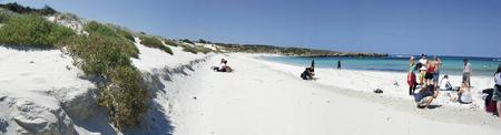 Pause am Strand