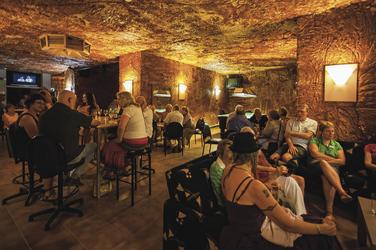 Underground Bar, ©Les Pullen Photography
