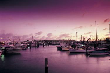 Hafen von Port Lincoln