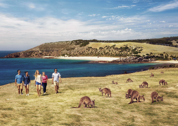 Stokes Bay, Kangaroo Island ©SATC