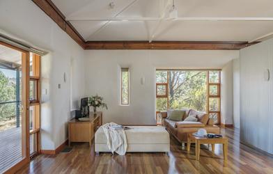 Eco Villa: Wohnbereich
