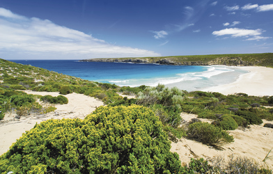 West Bay Beach, Kangaroo Island