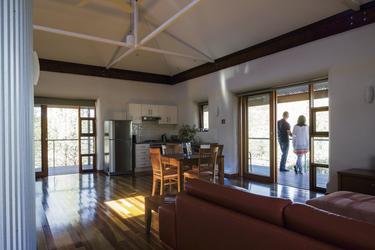 Eco Villa, Wohnbereich