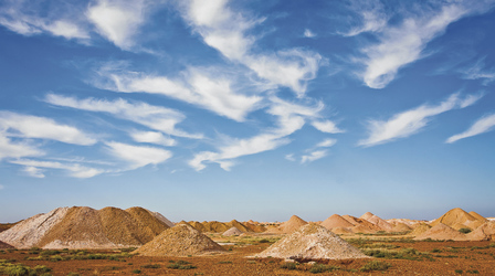 Coober Pedy ©Les Pullen Photography