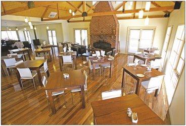 Restaurant Mungo Lodge