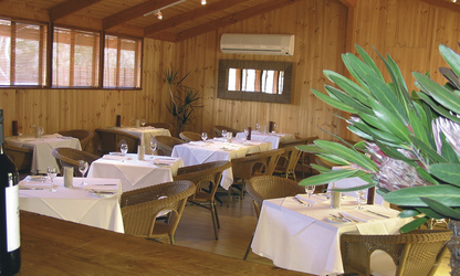 Wilderness Retreat - Restaurant