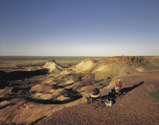 The Breakaways, Coober Pedy