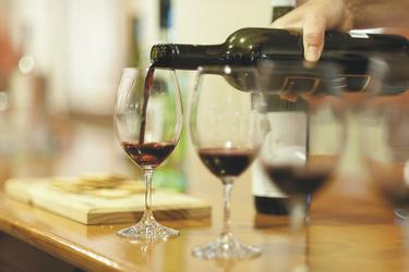 Barossa Weinprobe