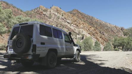Opional buchbar: 4WD-Touren