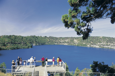Blue Lake , ©SATC
