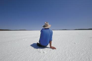 Salzpfanne Lake Gairdner