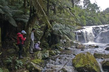 Tobender Wasserfall