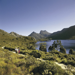 Lake Dove, Cradle Mountain Nationalpark