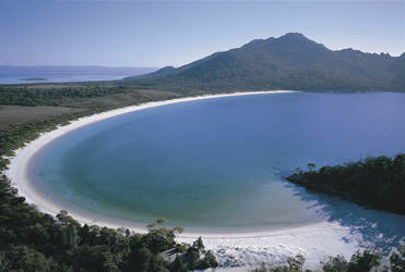 Wineglas Bay, Freycinet Nationalpark