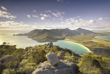 Wineglass Bay, Tasmanien