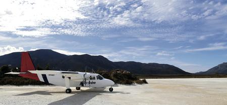 Landung in Melaleuca, ©@Alice Hanson