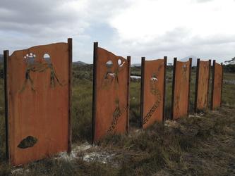Aboriginal Geschichte, Needwonnee Walk