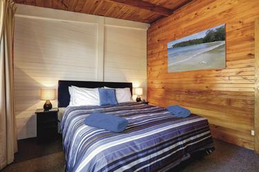 Schlafzimmer im Bungalow, Beispiel