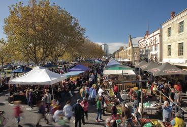 Salamanca Markt