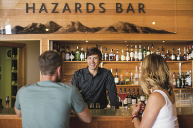 Hazards Bar