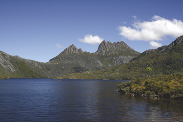 Lake Dove im Cradle Mountain Nationalpark