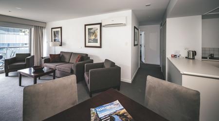 Wohnbereich 2 SZ Apartment