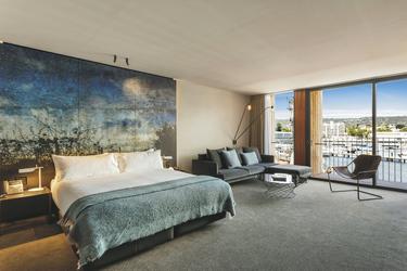 Superior Waterfront-Zimmer