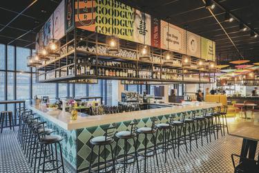 Die Bar, ©Hamilton Lund