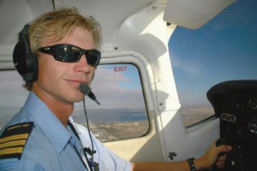 Chef Pilot John Veerhuis