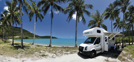 Traumkulisse in den Whitsundays