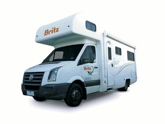 Britz Vista Motorhome