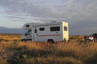 Britz Explorer, Osprey Bay WA