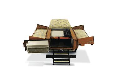 1 Doppel-/2 Einzelbetten und Stauraum