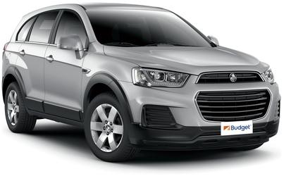 Gruppe F, Holden Captiva AWD o.ä.