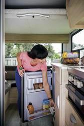 130l großer Kühlschrank