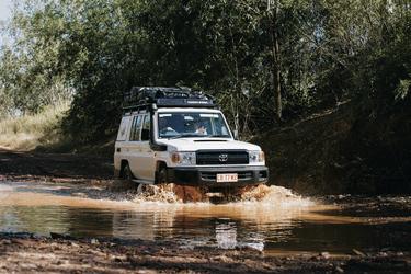Britz Safari Landcruiser 4WD